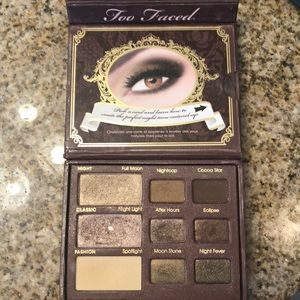 Too Faced 'Natural at Night' eyeshadow